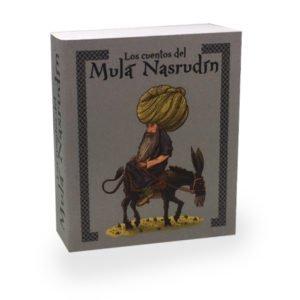Portada mililibro Los cuentos del Mula Nasrudin