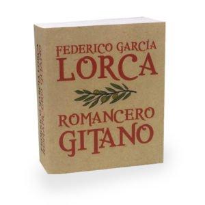 Portada mililibro Romancero Gitano