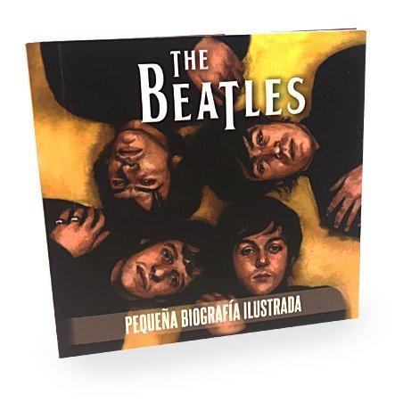 portada del libro miniatura Beatles