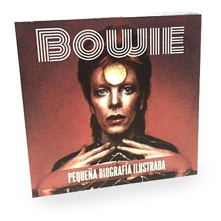 Portada minilibro David Bowie