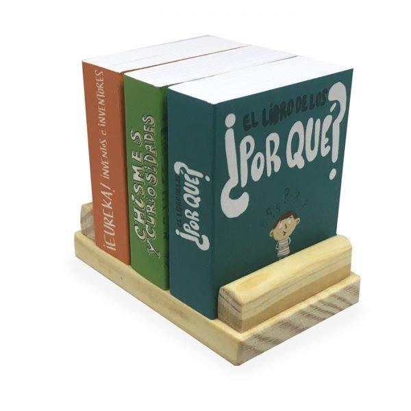 Pack minilibros Infantiles Curiosidades 1